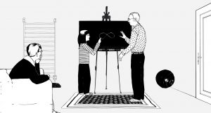 Animation Logopaedie als Kind